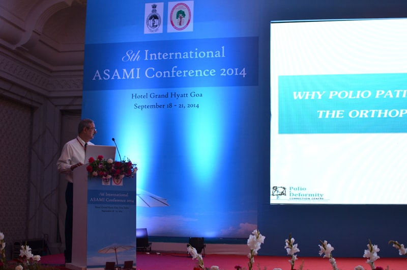 International Asami Conference Goa 2014